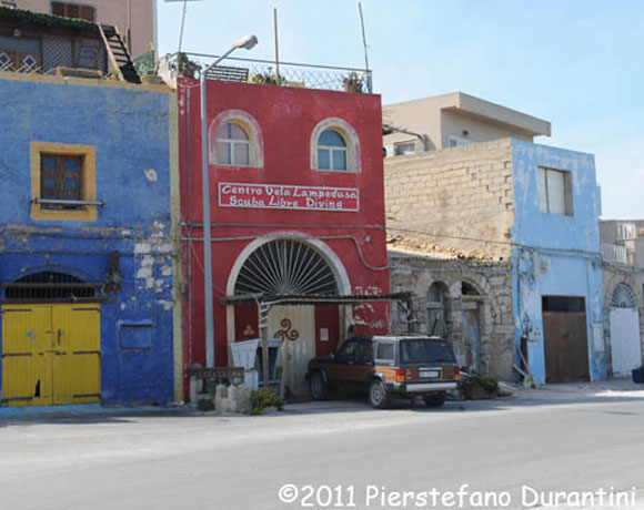 Colours of Lampedusa