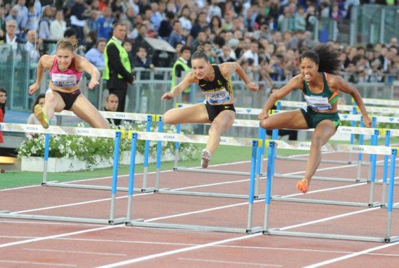 Veronica Borsi Campionessa Italiana Indoor