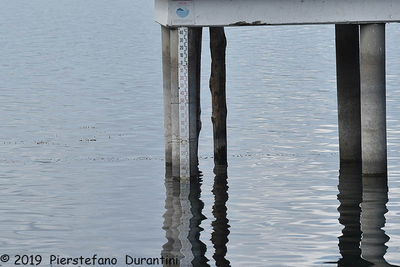Idrometro Anguillara Lago Bracciano