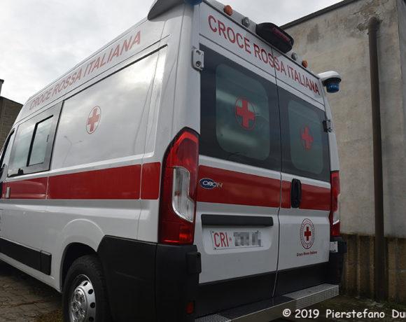 Croce Rossa Italiana a Oriolo Romano