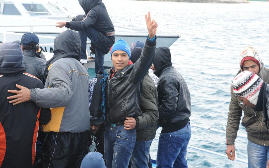 Lampedusa: l'Ellis Island italiana